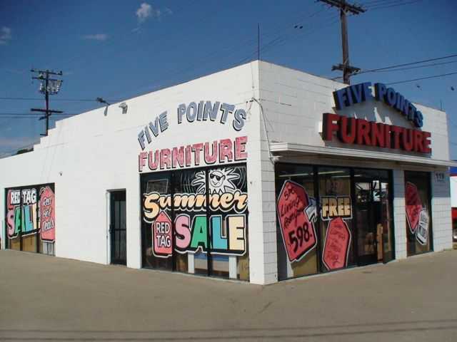 Affordable furniture store oxnard quality