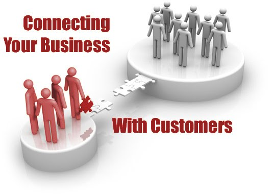 Connecting Business with customers