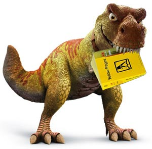 Phone Books are extinct like the dinosaurs: The Final Code Internet Marketing
